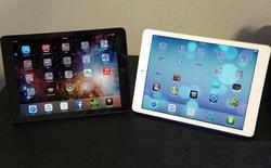 Doanh số Apple iPad tiếp tục giảm, chờ đợi iPad Pro 12,9 inch