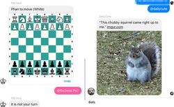 Facebook thêm trả lời tự động như Yahoo ngày xưa, có thể chơi cả cờ vua