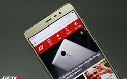 Đã cài đặt được bản ROM tiếng Việt trên Redmi Note 3