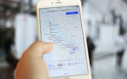 """Apple: """"Số người sử dụng Apple Maps nay đã gấp 3 lần Google Maps trên iPhone"""""""