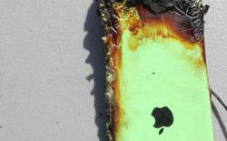 iPhone bốc cháy do dùng sạc kém chất lượng