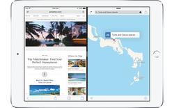 Apple cập nhật thêm tính năng mới cho iPad, tương lai vẫn mù mịt