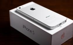 """Sau iPhone 5C lock Nhật, iPhone 5 khóa mạng giá 4 triệu đồng """"làm nóng"""" thị trường VN"""