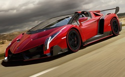 Lamborghini vinh danh người sáng lập bằng mẫu hypercar Centenario