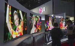 Q4/2014: LG đón tin vui, Apple chiếm trọn thị trường di động Mỹ