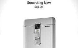 Hé lộ dòng LG Class vỏ kim loại, ra mắt ngày 21/9