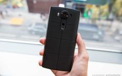 Điều gì sẽ xảy ra nếu liên tục thả rơi smartphone siêu bền của LG ?