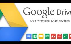 Tặng bạn đọc 15 tài khoản Google Drive không giới hạn dung lượng trị giá gần 10 triệu đồng