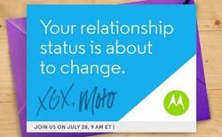 Loạt smartphone Motorola sẽ chính thức trình làng vào ngày 28/7