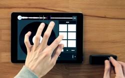 Mix nhạc như DJ cùng thiết bị không dây Mixfader