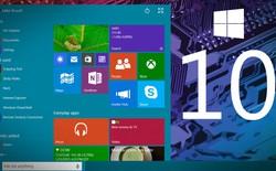 Windows 10 tối ưu cho đa nhiệm, ứng dụng nhắn tin tích hợp Skype, SMS
