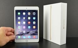 iPad mini 3 bất ngờ giảm giá sâu mở đường cho iPad mini 4?