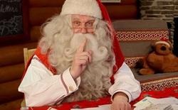 [Video] Mỗi năm ông già Noel lỗ tới 8,4 tỷ bảng Anh