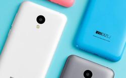 Meizu M2 trình làng, cạnh tranh Xiaomi Redmi 2 và Lenovo K3 Note