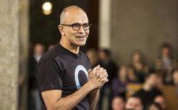 Lần đầu tiên Microsoft mời các đối thủ của mình đến sự kiện hội thảo lớn nhất trong năm