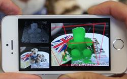 Microsoft tiết lộ dự án mới MobileFusion: biến smartphone thành máy quét 3D