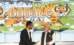 Google muốn qua mặt Facebook với 400 trạm phát Wifi tốc độ cao tại Ấn Độ