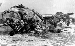 """Ngày 6/2: 8 cầu thủ của Manchester United thiệt mạng trong """"Thảm họa hàng không Munich"""""""
