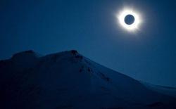 [Video] Cùng xem hiện tượng nhật thực toàn phần tại đảo Faroe