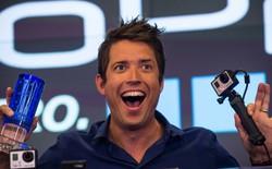 CEO của GoPro mất 229 triệu USD vì một lời hứa thời sinh viên