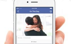 """Tính năng """"ngày này năm trước"""" đã chính thức trở lại trên Facebook"""