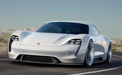 Porsche tung concept mẫu xe điện hạng sang, trang bị công nghệ tuyệt đỉnh