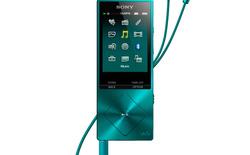 Sony giới thiệu bộ 3 máy chơi nhạc Walkman thế hệ mới