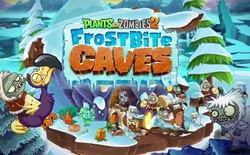 Plants vs Zombies 2 quay lại kỷ băng hà với bản mở rộng Frostbite Caves