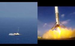 [Video] SpaceX công bố video tên lửa Falcon 9 nổ tung khi hạ cánh hôm thứ 3