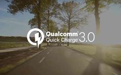 Sạc 80% chỉ trong 35 phút: công nghệ Quick Charge 3.0 mới của Qualcomm