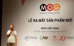 MOG ra mắt loạt sản phẩm mới tại Việt Nam