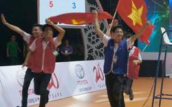Đội tuyển Việt Nam vượt qua Hong Kong, đăng quang Robocon châu Á - Thái Bình Dương