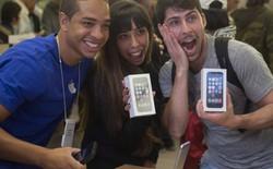 Doanh số iPhone 5S tăng trưởng một cách bất thường, Apple nên vui hay buồn?