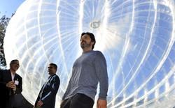 Những quả bóng bay của Google sắp phủ kín bầu trời nước Mỹ