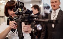 AK-47 phiên bản mới - kết nối internet, GPS và GLONASS