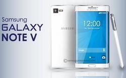 Galaxy Note Edge mới không hỗ trợ bút S-Pen, thêm phụ kiện bàn phím cho Galaxy Note 5?