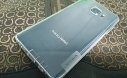 Bộ ảnh trên tay Galaxy Note 5 đầu tiên