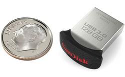 SanDisk ra mắt USB 3.0 128 GB nhỏ hơn cả đồng xu