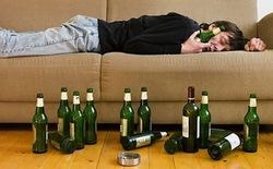 Nguyên nhân dẫn đến một loạt phản ứng lạ của cơ thể sau khi say