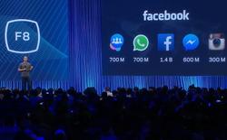 Toàn cảnh hội nghị F8 của Facebook - Những công bố đầy tham vọng