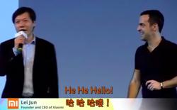 Bài phát biểu của CEO Xiaomi bị chế thành nhạc rap thu hút hàng nghìn lượt xem