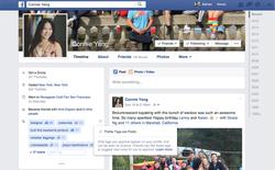 Facebook thử nghiệm gắn thẻ tag cho profile cá nhân