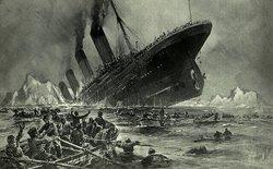 Ngày 14/4: Tàu Titanic đâm vào băng trôi, vụ tai nạn kinh hoàng nhất trong lich sử hàng hải