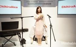Chiêm ngưỡng nàng robot như người thật của Toshiba: bất kì ai cũng muốn trên tay!