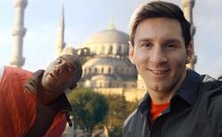 """""""Kobe vs Messi: The Selfie Shootout"""" được bình chọn là quảng cáo hay nhất thập kỷ trên YouTube"""