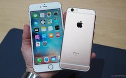 Đừng mua iPhone 6s dung lượng 16 GB