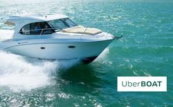 Uber tung dịch vụ thuyền cao tốc xuyên lục địa
