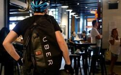 """Uber ra mắt """"kẻ hủy diệt"""" các dịch vụ chuyển phát nhanh"""