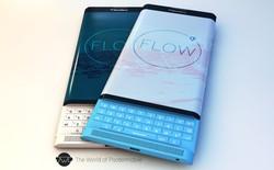 Mẫu BlackBerry Venice tuyệt đẹp qua màn nhào nặn của giới thiết kế