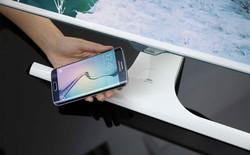 Samsung công bố màn hình đầu tiên có khả năng sạc không dây cho smartphone